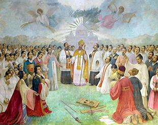 교회 창설의 배경